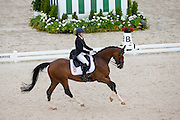 Anna Lukasik - Stella Pack Ganda<br /> Alltech FEI World Equestrian Games™ 2014 - Normandy, France.<br /> © DigiShots