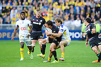 Aurelien ROUGERIE - 18.04.2015 - Clermont / Saracens - 1/2Finale European Champions Cup<br />