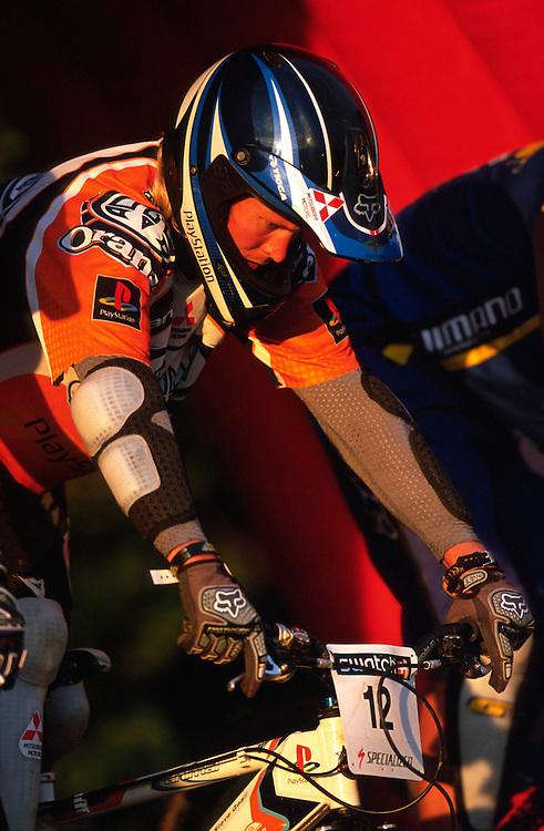 Swatch BikerX, Newnham Park, Plymouth UK, 2000