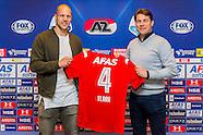 Nieuw contract Ron Vlaar