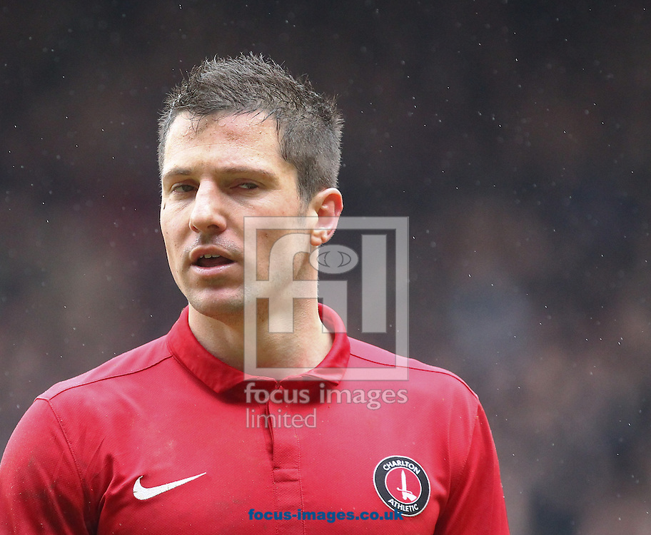 Picture by John  Rainford/Focus Images Ltd +44 7506 538356.16/03/2013.Yann Kermorgant of Charlton Athletic during the npower Championship match at The Valley, London.