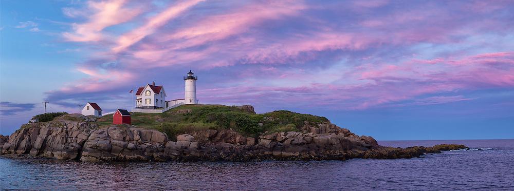 Cape Neddick (Nubble) Lighthouse, York, Maine