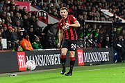 Ryan Fraser (24) of AFC Bournemouth during the The FA Cup match between Bournemouth and Luton Town at the Vitality Stadium, Bournemouth, England on 4 January 2020.