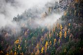 Saalbach Austria Mountains