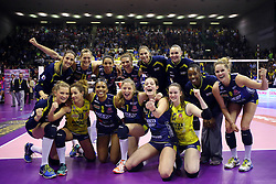 26-04-2016 ITA: Imoco Volley Conegliano - Nordmeccanica Piacenza, Treviso<br /> Final play-offs, Conegliano wint de eerste wedstrijd 1-0 / Team Conegliano wint de eerste wedstrijd<br /> <br /> ***NETHERLANDS ONLY***