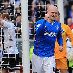 Ayr United v Rangers   Scottish League One   15 February 2014