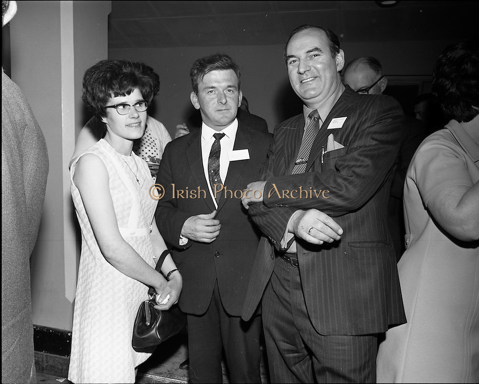 20/04/1970<br /> 04/20/1970<br /> 20 April 1970<br /> Tynagh Mines Dinner Dance at Loughrea, Co. Galway. Mrs A. Williams; Mr. D. Williams, Tynagh and Mr. P.J. Hughes.