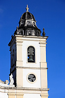 bell tower church in olinda near recife pernambuco state brazil