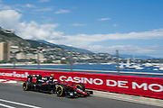 May 20-24, 2015: Monaco Grand Prix: Jenson Button (GBR), McLaren Honda