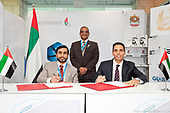 UAE signature at OACI 181012