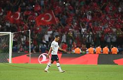 France's Wissam, Ben Yedder after Euro 2020 group H qualifying soccer match between Turkey and France at the Konya City Stadium in Konya, Turkey, June 8, 2019. Photo by Abdurrahman Antakyali/Depo Photos/ABACAPRESS.COM