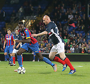 Temuri Ketsbaia in action again for Dundee - Crystal Palace v Dundee - Julian Speroni testimonial match at Selhurst Park<br /> <br />  - &copy; David Young - www.davidyoungphoto.co.uk - email: davidyoungphoto@gmail.com