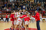 team team USE Rosa Scotti Empoli, tifosi team USE Rosa Scotti Empoli<br /> USE Rosa Scotti Empoli - RR Retail Galli B.K. San Giovanni Val d Arno<br /> LBF A2 Girone Sud 2017/2018<br /> Empoli, 04/11/2017<br /> Foto ElioCastoria / Ciamillo-Castoria