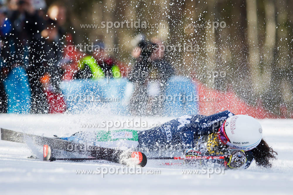 Federica Brignone (ITA) during Ladies' Giant slalom at 52nd Golden Fox - Maribor of Audi FIS Ski World Cup 2015/16, on January 30, 2016 in Pohorje, Maribor, Slovenia. Photo by Ziga Zupan / Sportida
