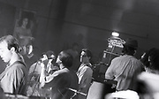 Happy Mondays performing at Granada TV Studios, Manchester, 1989
