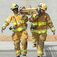 Santa Monica Fire Department Graduation Class of 2011