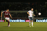 Daley Blind Midfielder of Manchester United during the EFL Cup Third Round match between Northampton Town and Manchester United at Sixfields Stadium, Northampton, England on 21 September 2016. Photo by Phil Duncan.