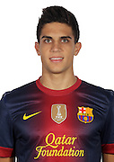 F.C. Barcelona 2012 / 2013. Marc Bartra...Photo: Gregorio / ALFAQUII