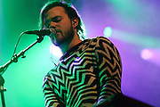 Photos of the Icelandic musician Asgeir Trausti performing live for Iceland Airwaves Music Festival at Harpa Concert Hall in Reykjavik, Iceland. November 3, 2012. Copyright © 2012 Matthew Eisman. All Rights Reserved.