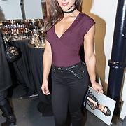 NLD/Amsterdam/20161122 - Lancering XXXL Magazine, fitnessmodel Nochtli Peralta Alvarez