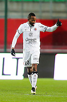 Joie Lenny NANGIS - 25.01.2015 - Rennes / Caen  - 22eme journee de Ligue1<br /> Photo : Vincent Michel / Icon Sport *** Local Caption ***