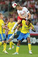 Poland v Sweden - 19 June 2017