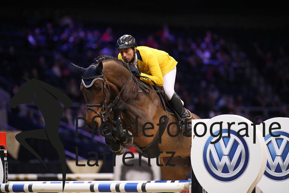 Mansur Guerios, Yuri (BRA), Chaganus<br /> Braunschweig - Löwen Classics 2016<br /> Finale Youngster Tour<br /> © www.sportfotos-lafrentz.de / Stefan Lafrentz