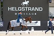 Hans Peter Minderhoud - Glock's Casper<br /> FEI World Championships Young Dressage Horses 2019<br /> © DigiShots