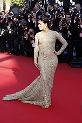 59660939 .Actress Eva Longoria attends the premiere of Iranian director Asghar Farhadi s film Le Passe (The Past) during the 66th annual Cannes Film Festival, southern France, May 17, 2013. Photo by: imago / i-Images. UK ONLY