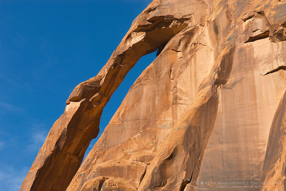 Jug Handle Arch near Moab Utah