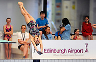 Scottish National Diving Championships &amp; Thistle Trophy 2015<br /> Royal Commonwealth Pool, Edinburgh<br /> <br /> 1m Claire Rintoul of Edinburgh Diving Club<br /> <br />  Neil Hanna Photography<br /> www.neilhannaphotography.co.uk<br /> 07702 246823