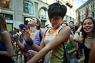 MayDay Parade. Milano, 1° maggio 2009.