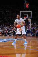 North Carolina guard Justin Watts #24 during the 2K Sports Classic at Madison Square Garden. (Mandatory Credit: Delane B. Rouse/Delane Rouse Photography)