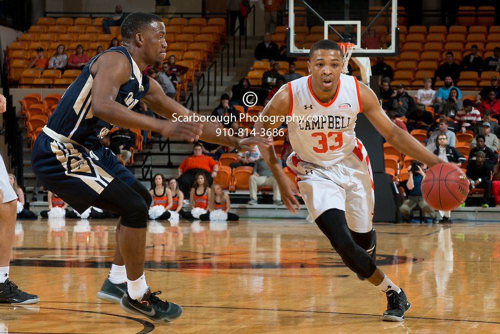 BUIES CREEK, NC - January 16th, 2016 - Campbell Camels and Charleston Southern at Gilbert Craig Gore Arena in Buies Creek, NC. Photo By Bennett Scarborough