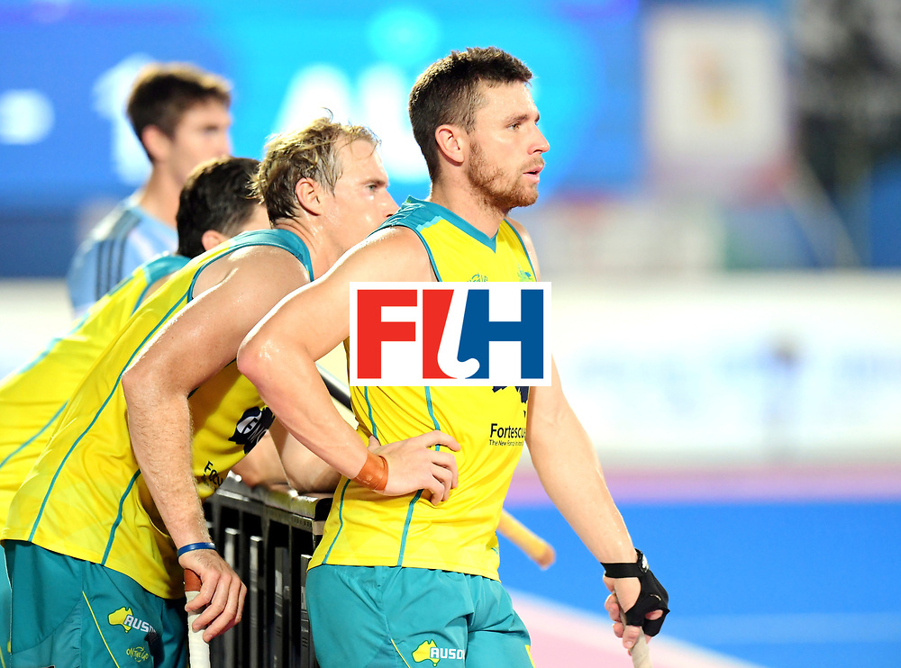 Odisha Men's Hockey World League Final Bhubaneswar 2017<br /> Match id:22<br /> Argentina v Australia Final<br /> Foto: <br /> COPYRIGHT WORLDSPORTPICS FRANK UIJLENBROEK