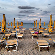 Stintino 2015: Beach at sunset.
