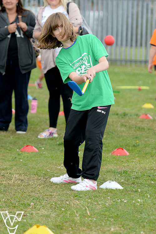 Sainsbury School Games - Lincolnshire Summer Festival.<br /> <br /> Date: July 8, 2015