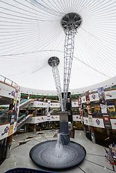 Dalma Shopping Mall in Abu Dhabi united Arab Emirates