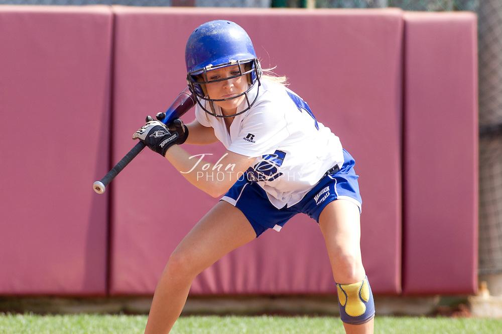 June/10/11:  MCHS Varsity Softball.  State Semi Final.  Madison vs Bath Chargers at Virginia Tech.  Bath wins 1-0.