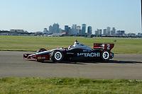 Ryan Briscoe, Edmonton Indy, Edmonton City Centre Airport, Edmonton, Alberta Canada 07/22/12