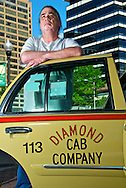 Washington DC Cab Driver Philip Lebet