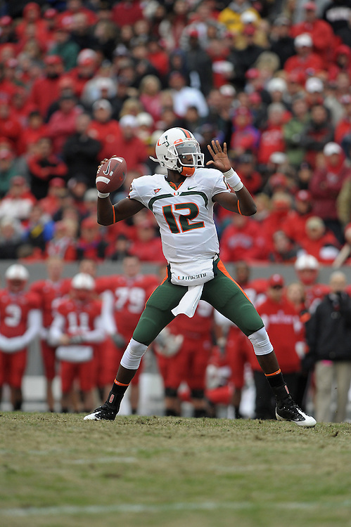 2008 Miami Hurricanes Football @ North Carolina State