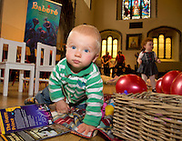 10/09/2012. Ruan Wolf from Claregalway  at the Launch of the Baboró International Arts Festival for Children Programme 2012 which runs in Galway City from the 15th to the 21st of October with thousands of children and pupils enjoying a varied programme of events. Picture:Andrew Downes.