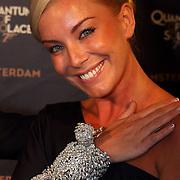 NLD/Amsterdam/20081104 - Première James Bond film Quantum of Solace, Angela van Hulten