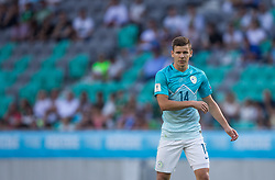 Roman Bezjak of Slovenia during football match between National teams of Slovenia and Malta in Round #6 of FIFA World Cup Russia 2018 qualifications in Group F, on June 10, 2017 in SRC Stozice, Ljubljana, Slovenia. Photo by Vid Ponikvar / Sportida