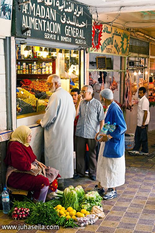 Tanger Morocco June 9, 2008