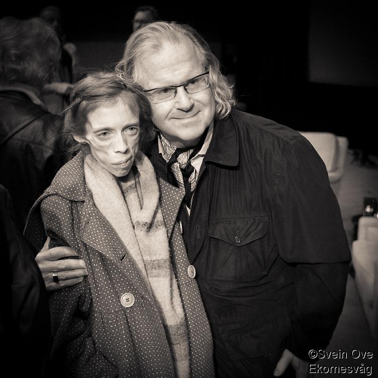 PETER TURNLEY AND LENE MARIE FOSSEN -<br />  NORDIC LIGHT INTERNATIONAL FESTIVAL OF PHOTOGRAPHY, 2017.