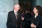 ROB V. VOS; INGRID VOS, Wallpaper* Design Awards. Wilkinson Gallery, 50-58 Vyner Street, London E2, 14 January 2010