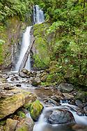 The El Silencio Lodge and Spa in Costa Rica.
