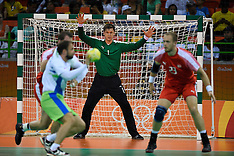 20160817 Rio 2016 Olympics - Håndbold kvartfinale Danmark-Slovenien